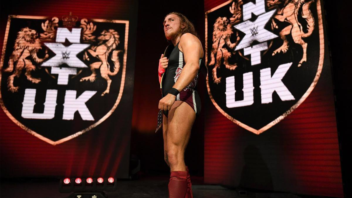 WWE United Kingdom Champion Pete Dunne defends his title in the early episodes of NXT UK against the likes of Noam Dar, Danny Burch and Jordan Devlin.