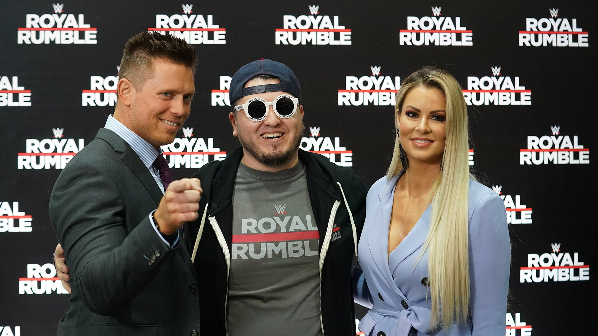 Royal Rumble Axxess 2019 - Day 2, Session 2: photos