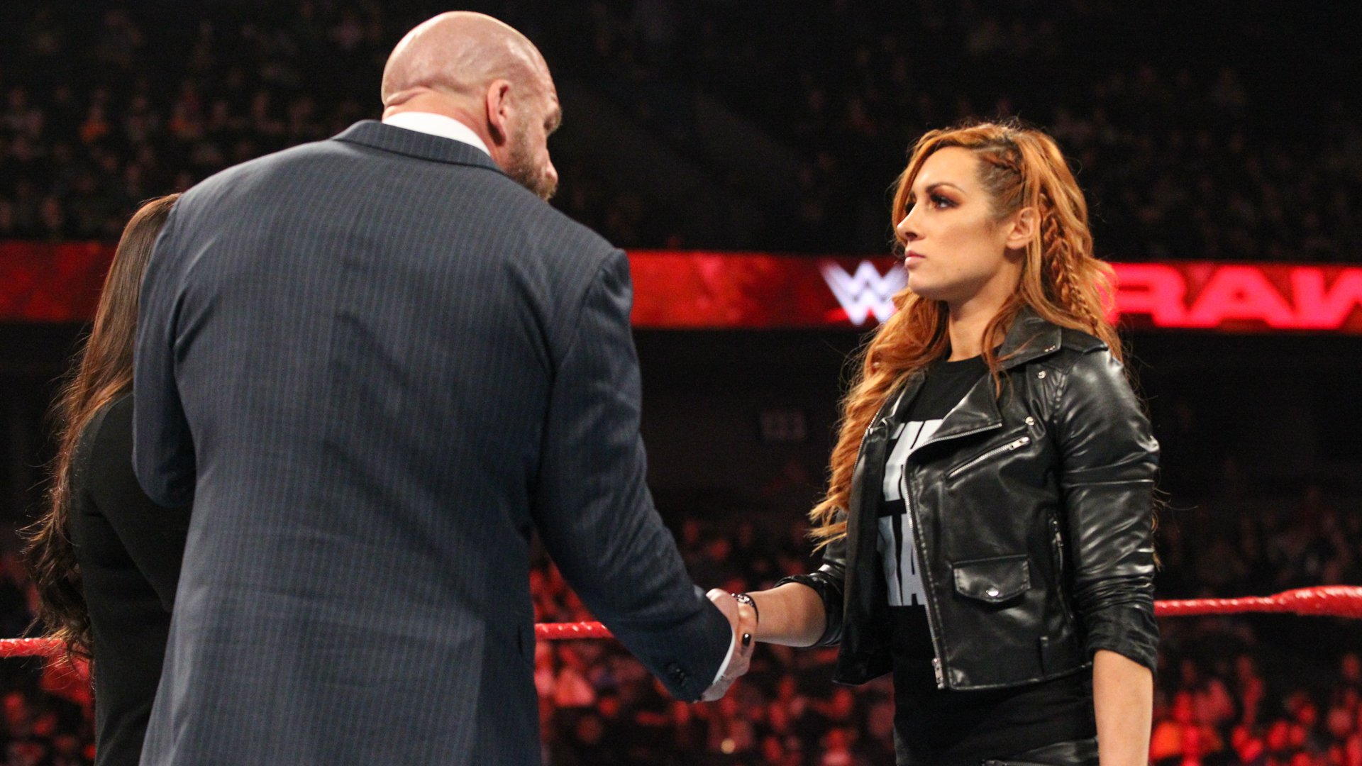 "With her dream on the line, Becky says ""I'm sorry."""