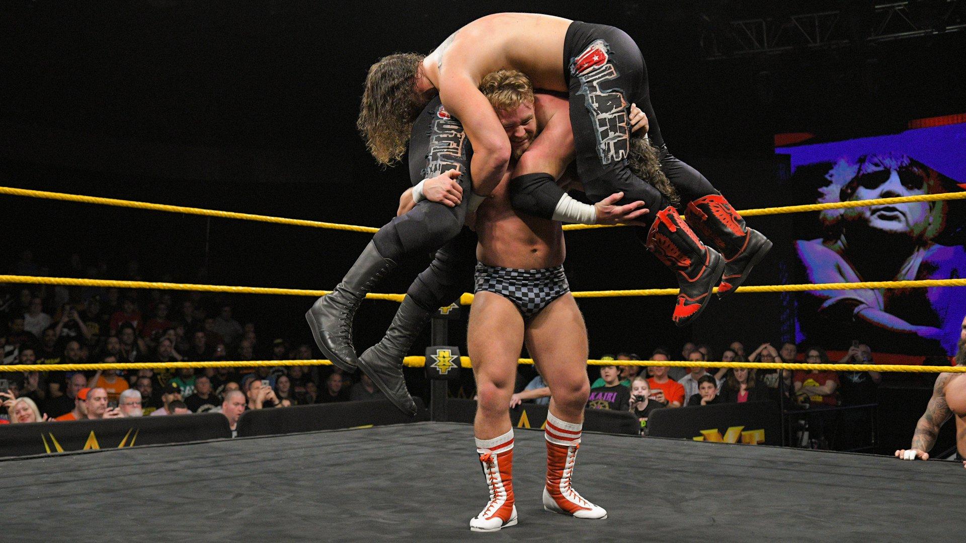 Photos de WWE NXT: 13 Mars 2019