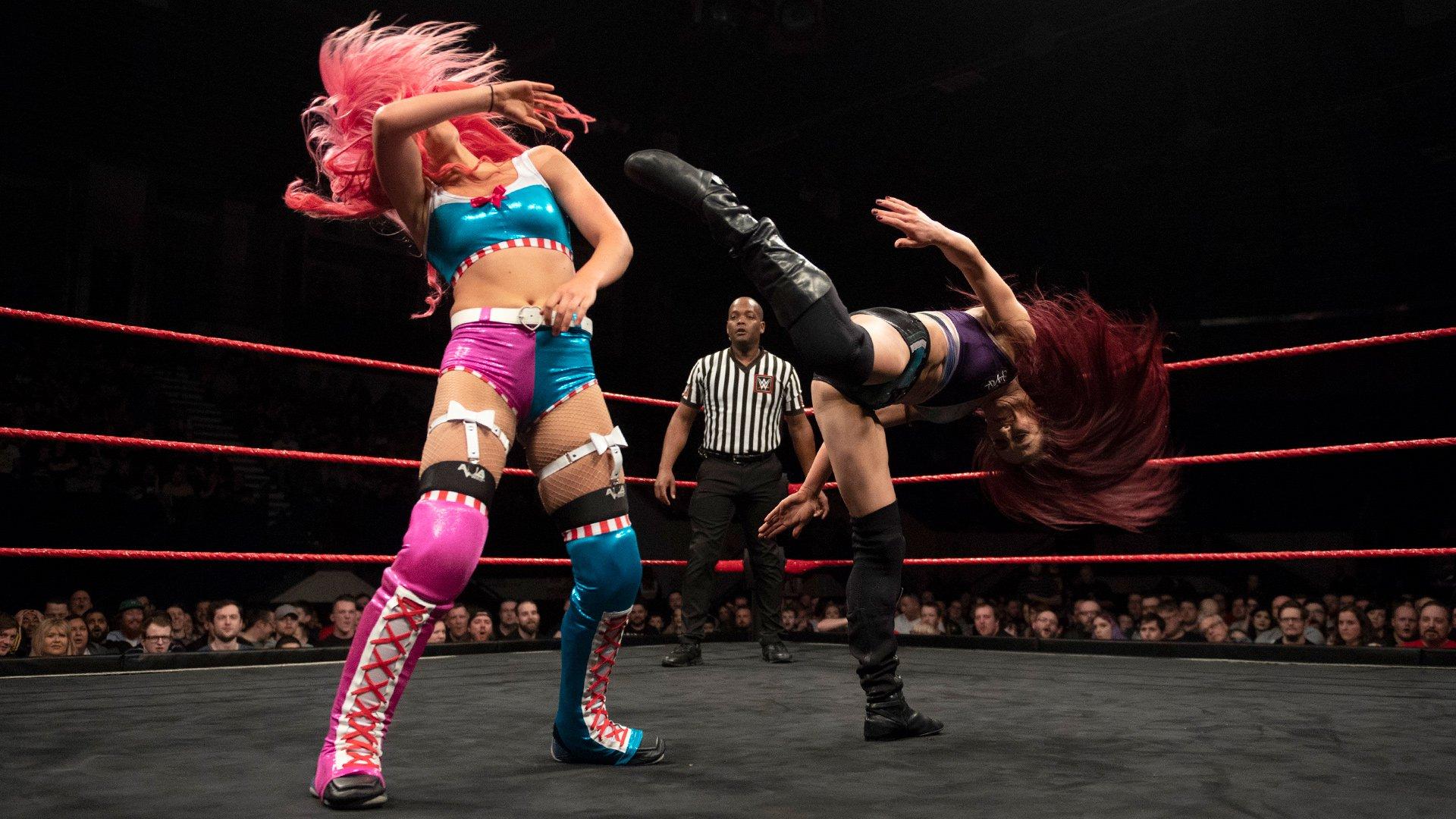 Les photos WWE NXT UK: 13 Mars 2019