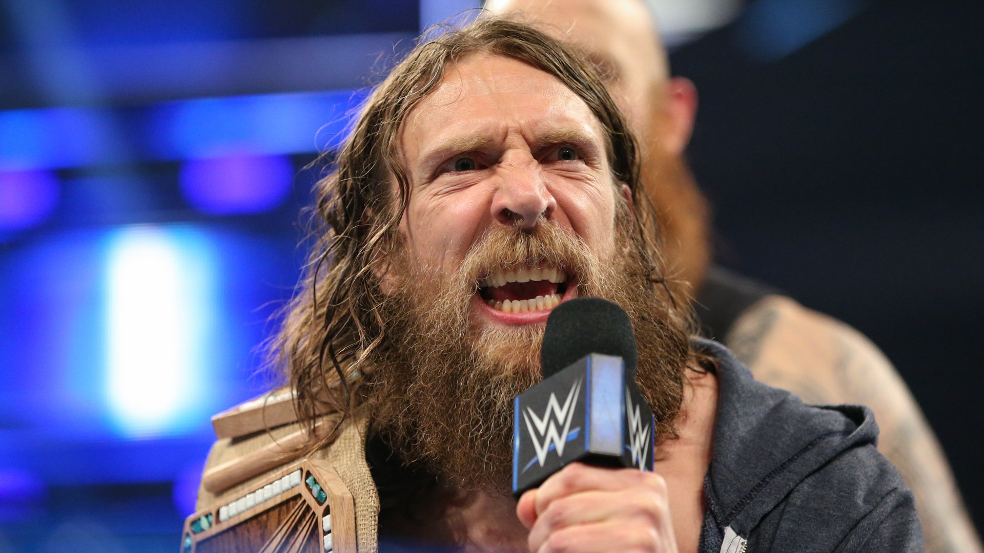 The Planet's Champion reminds the WWE Universe that Kingston lost to him inside the Elimination Chamber and lost in his previous Gauntlet Match.