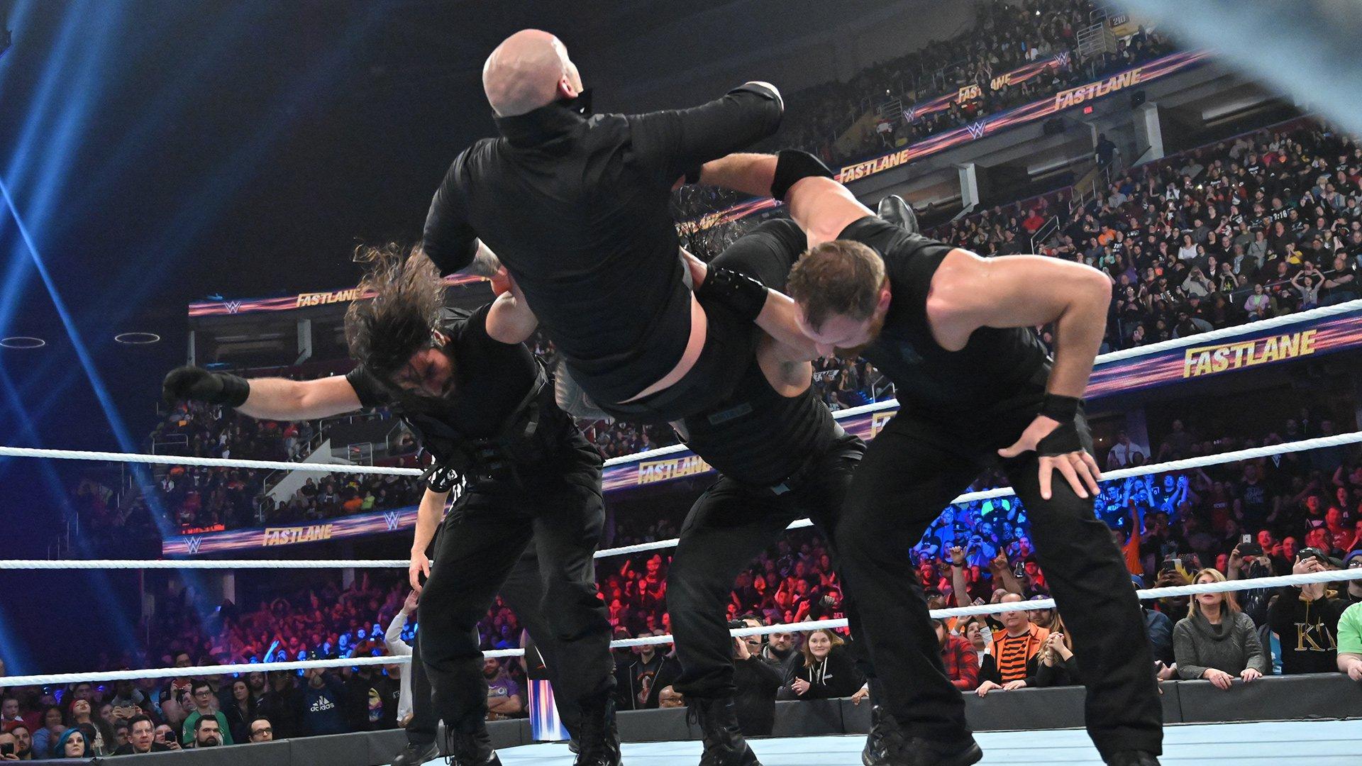 WWE Fastlane 2019 | WWE