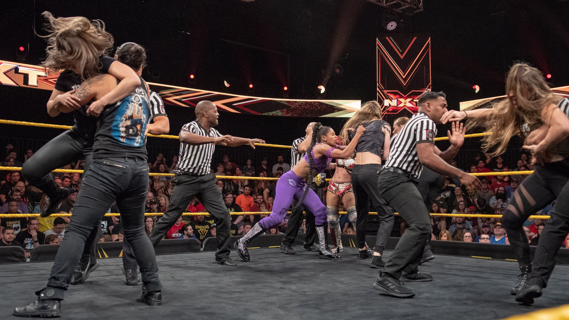 WWE NXT photos: 3 Avril 2019