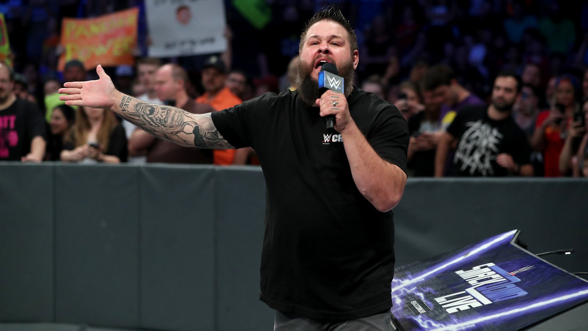 A passionate KO recalls when the McMahon Family promised to give the fans what they want, but he says the only thing they got was more Shane McMahon, and he screams that no one wanted that.