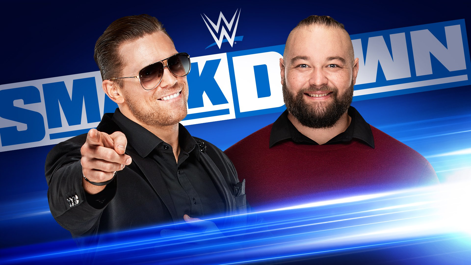 Match announced for next week's WWE Friday Night SmackDown