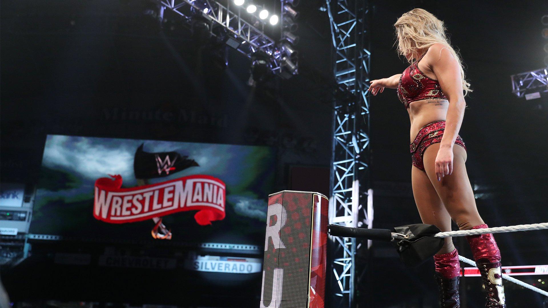Charlotte Flair não deverá regressar ao WWE NXT