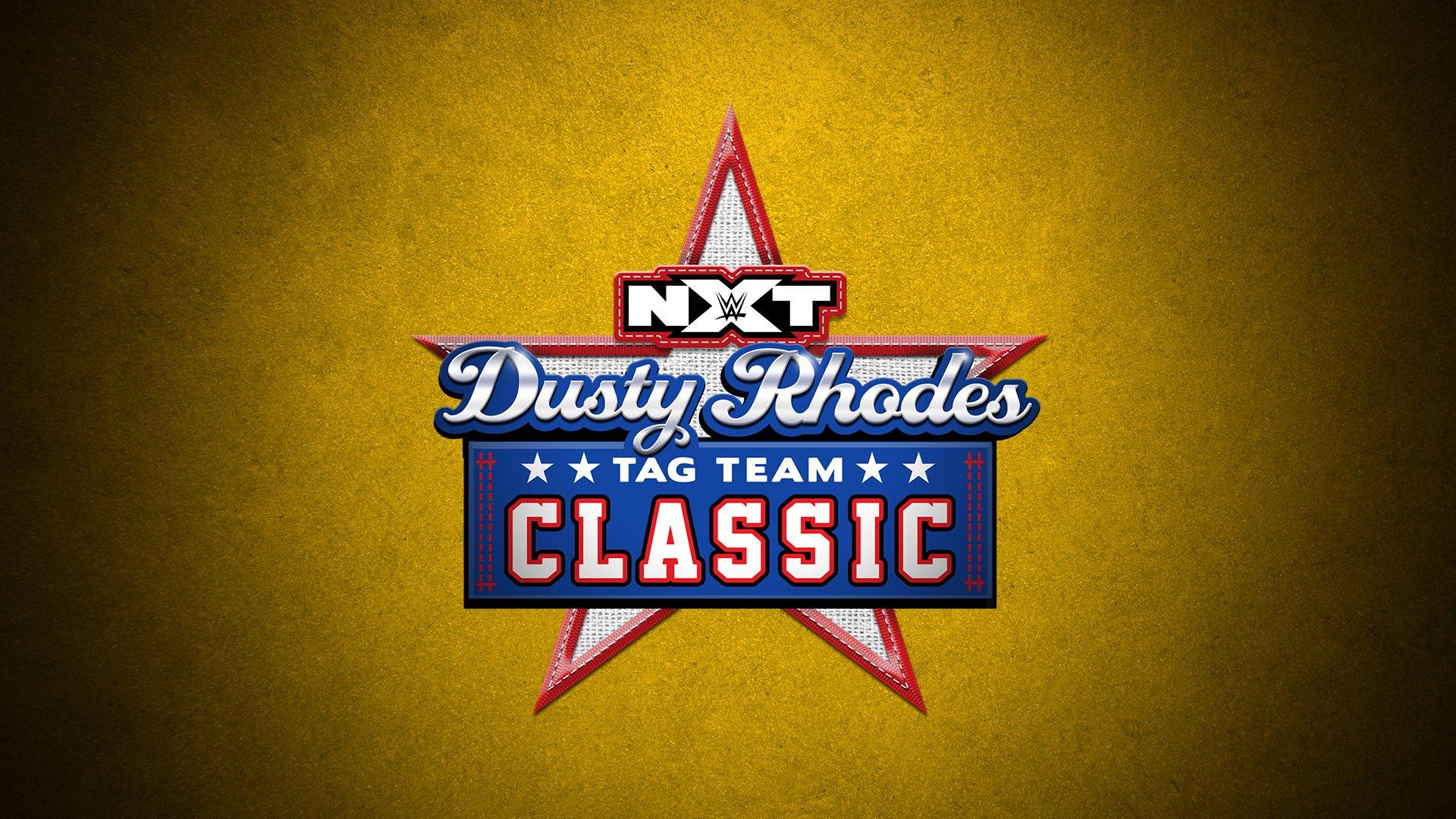WWE anuncia equipes que estarão no NXT Dusty Rhodes Tag Team Classic