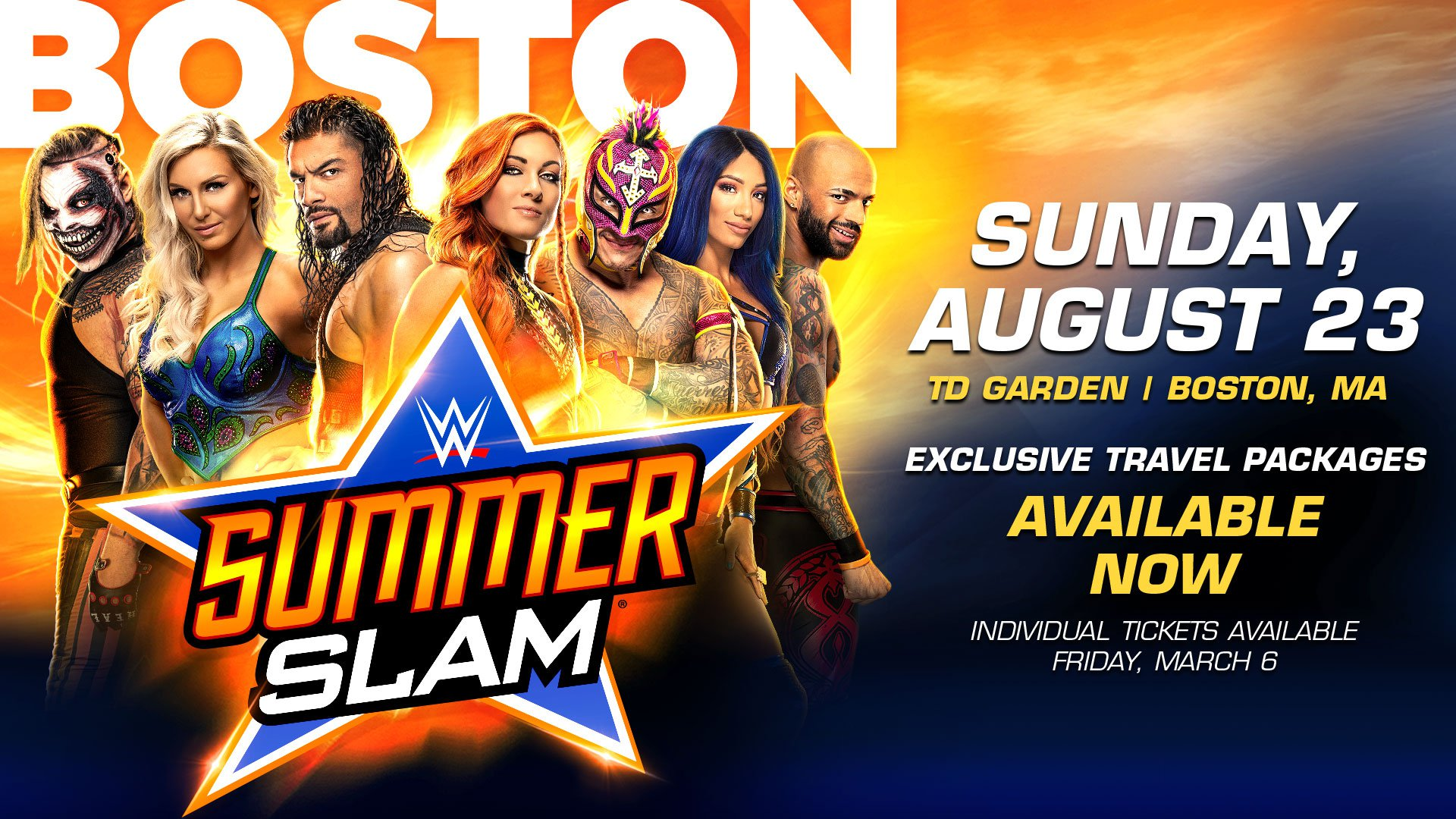 WWE Has Backup Plans If Summerslam 2020 Gets Canceled In Boston 1