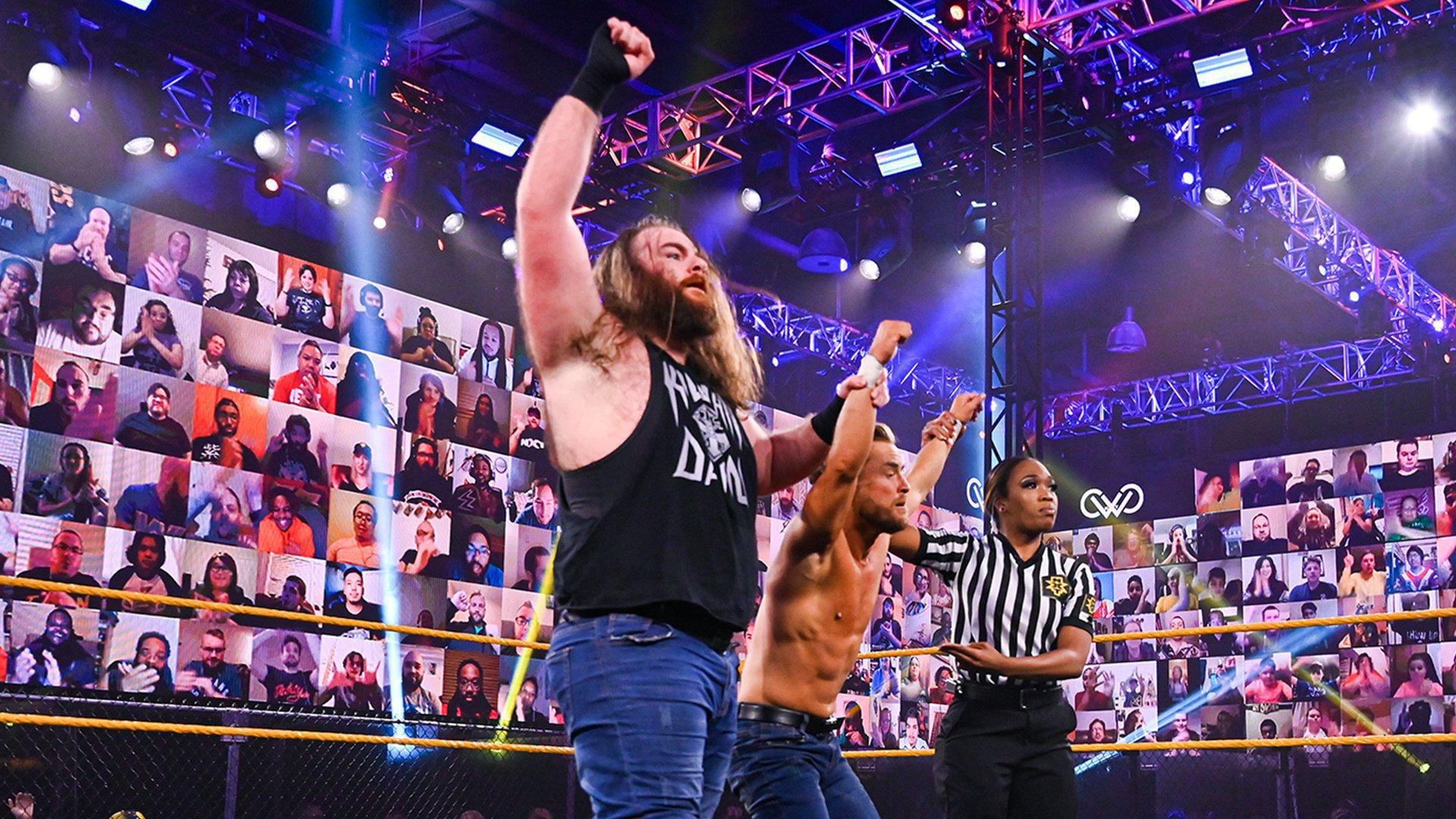 WWE 205 Live: Jan. 15, 2021 | WWE
