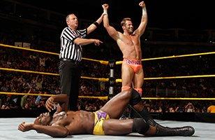 WWE NXT 21.06.2011