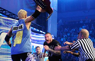 Smackdown 7/22/11 Results-7-22