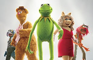 The Muppets come to Raw on Halloween night