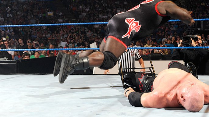 SmackDown 22/07/11