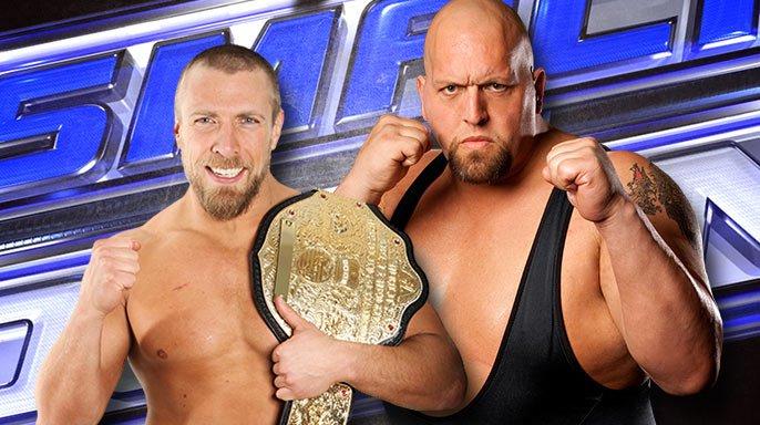 WWE Friday Night Smackdown 2012 - 01 -13  Avi -Mkv