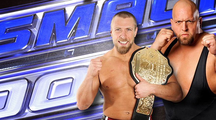 WWE Friday Night Smackdown du 16 Mars 2012 [HDTV]