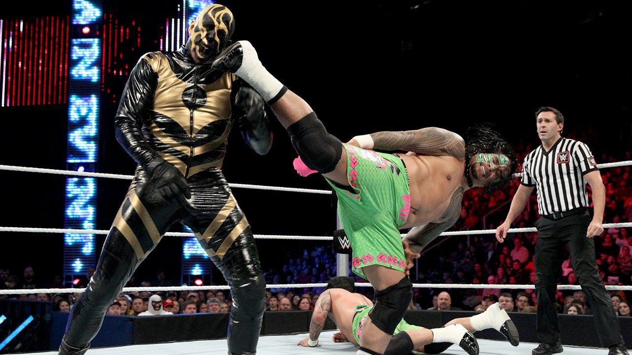 WWE Main Event photos: Nov. 18, 2014