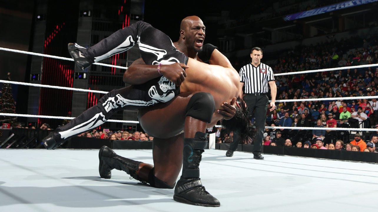 'WWE Superstars' photos: Dec. 25, 2014