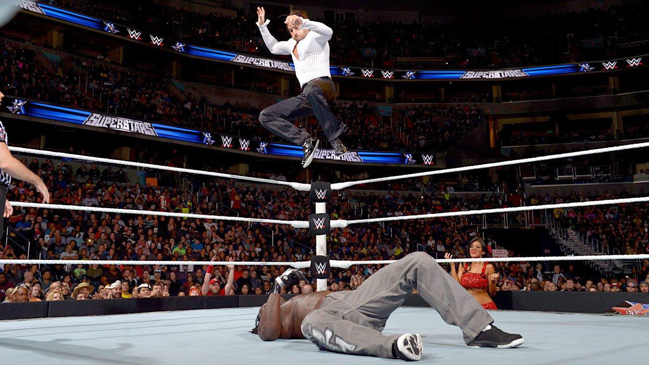'WWE Superstars' photos: Jan. 1, 2015
