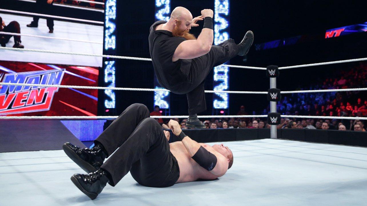 WWE Main Event photos: Dec. 16, 2014