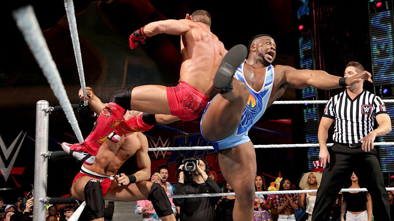 WWE Main Event photos: Jan. 13, 2015