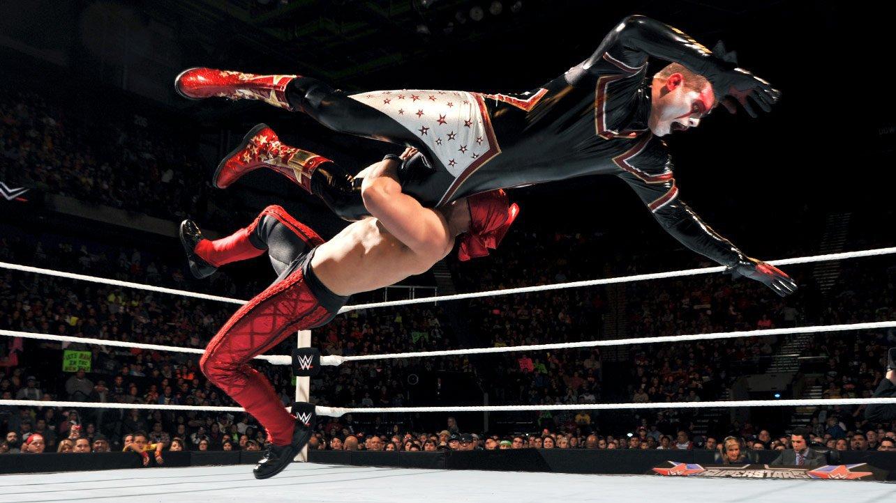 'WWE Superstars' photos: Jan. 8, 2015