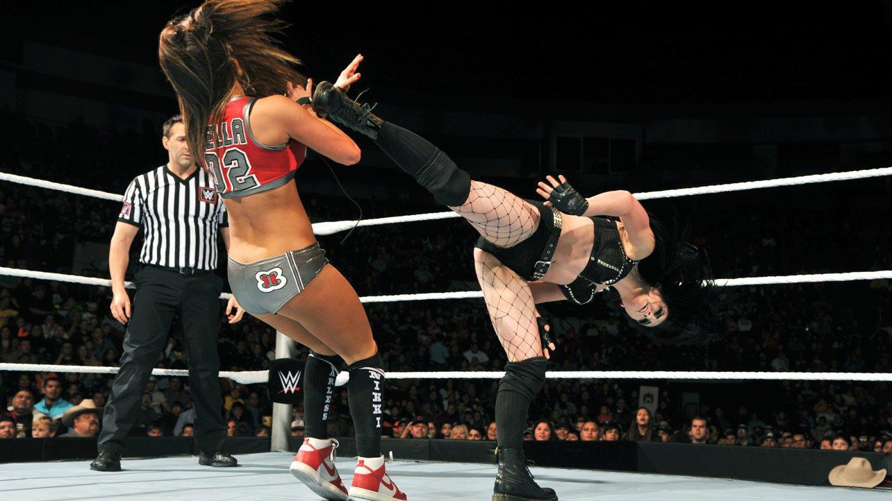 WWE Main Event photos: Jan. 6, 2015