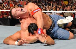 John Cena def. Alberto Del Rio (New WWE Champion)