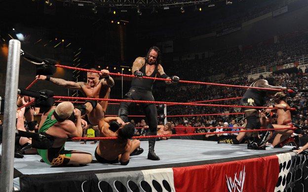 Royal Rumble 2009 Fotoğrafları - GüreşTürkiye | WWE Türkiye