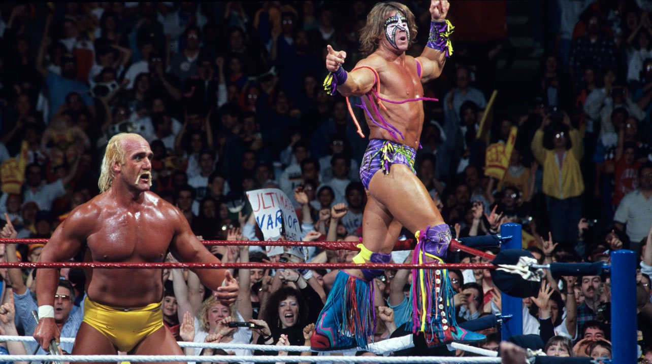 Ultimate Warrior Wrestlemania 7 | www.imgkid.com - The ...