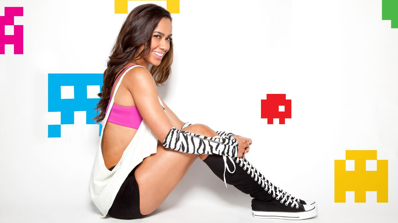 Aj Wwe Hot Pictures Photoshoot on wwe.com.