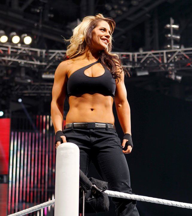 Kaitlyn Wwe Bra RAW 1017 Photo 043 jpg