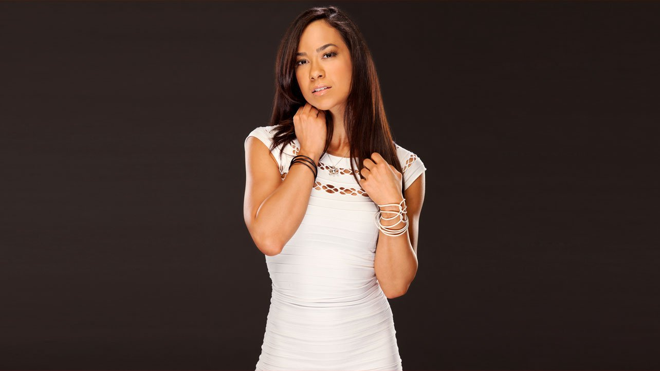 Wwe Aj Lee Sexiest Moments Well here's the promo shot and