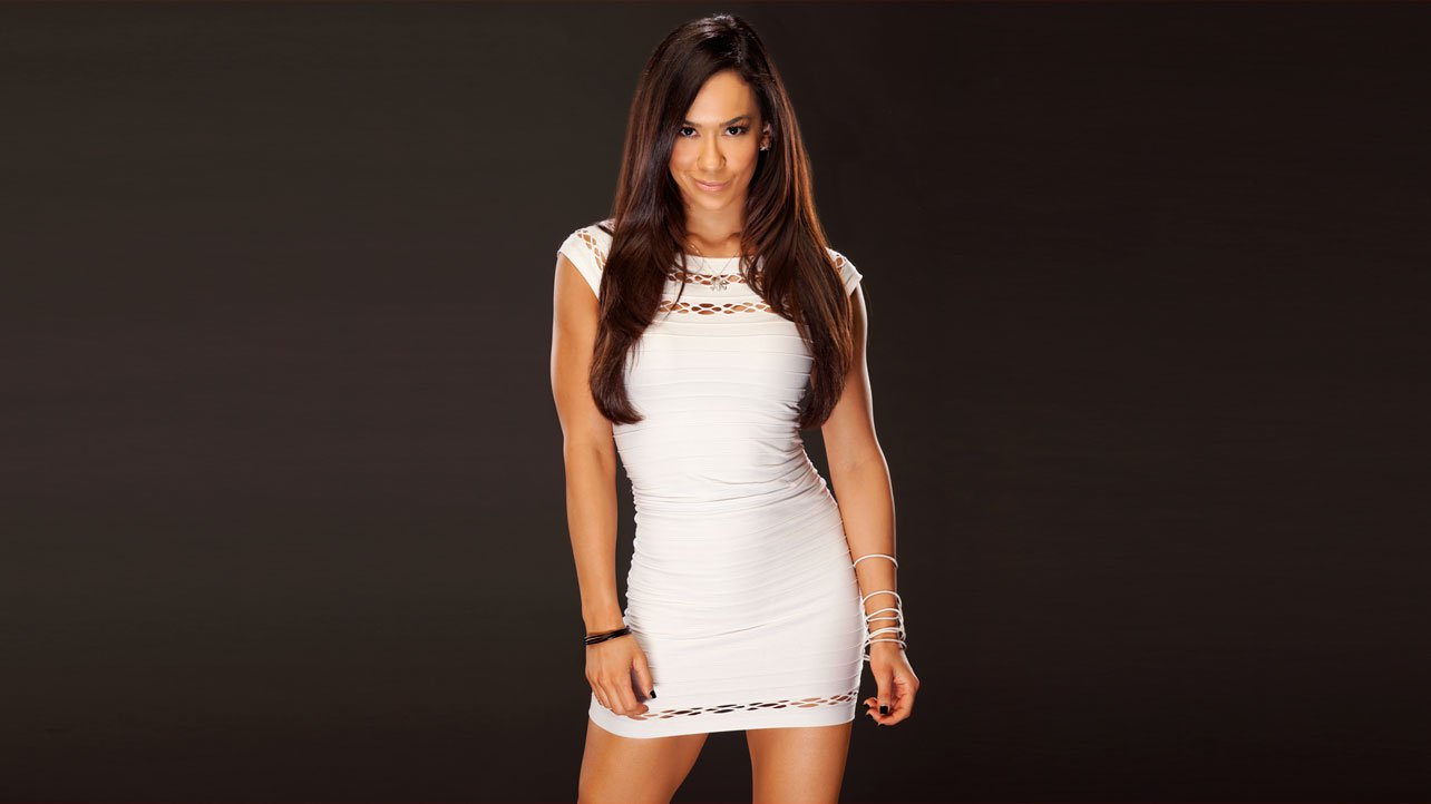 Wwe Aj Lee Sexiest Moments Well heres the promo shot