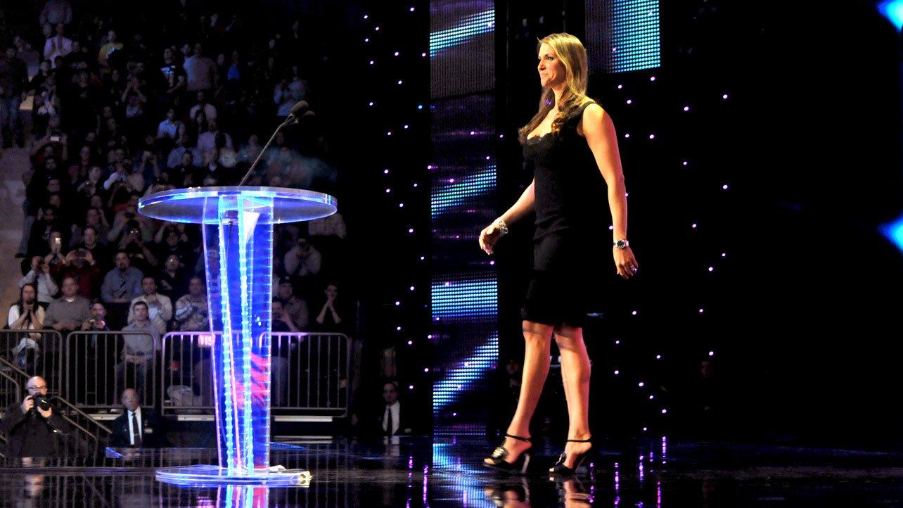 Trish Stratus WWE Hall of Fame