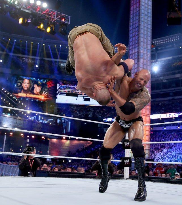 Undertaker vs john cena wrestlemania 29
