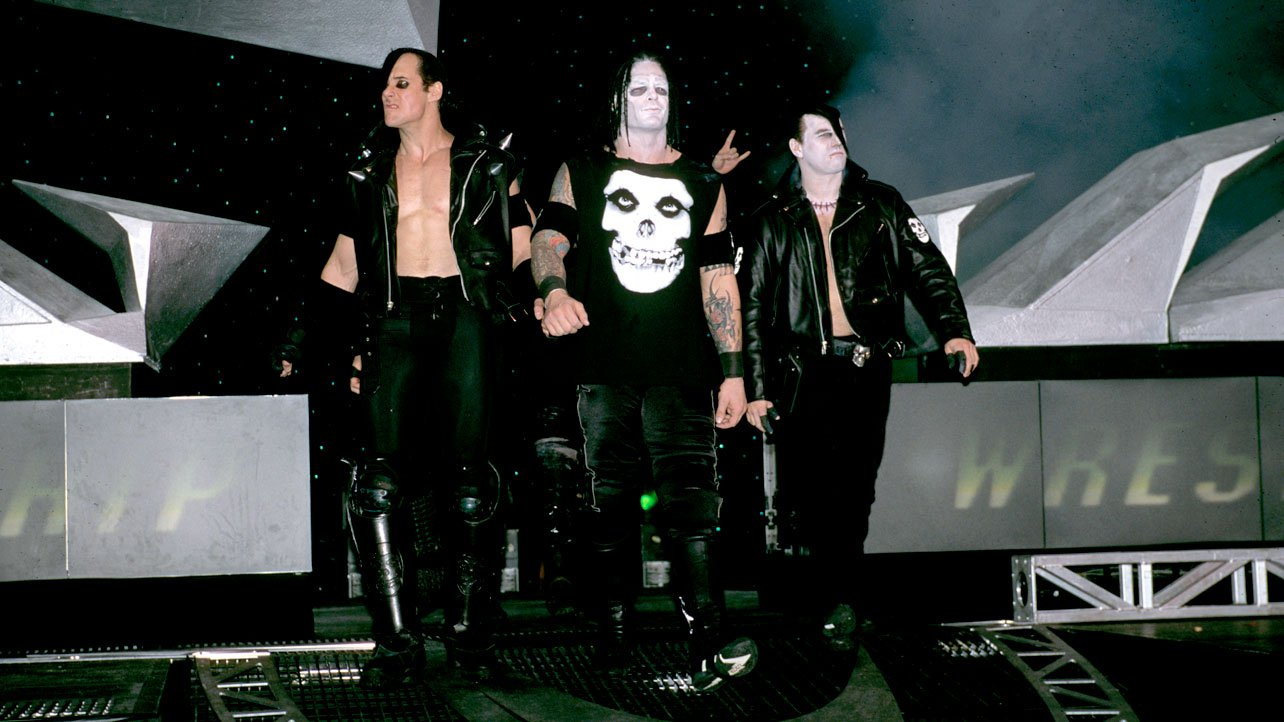 WCW Misfits in Action