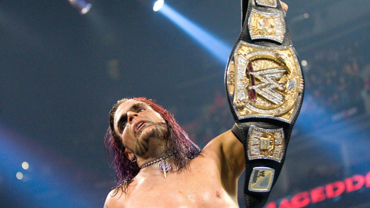 WWE - Wrestling - Oficjalna Polska Strona Jeff Hardy 2013 Face Paint