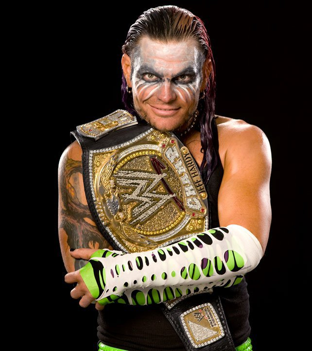 Jeff Hardy Wwe Champion