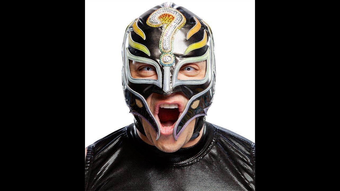 ver videos de rey mysterio: