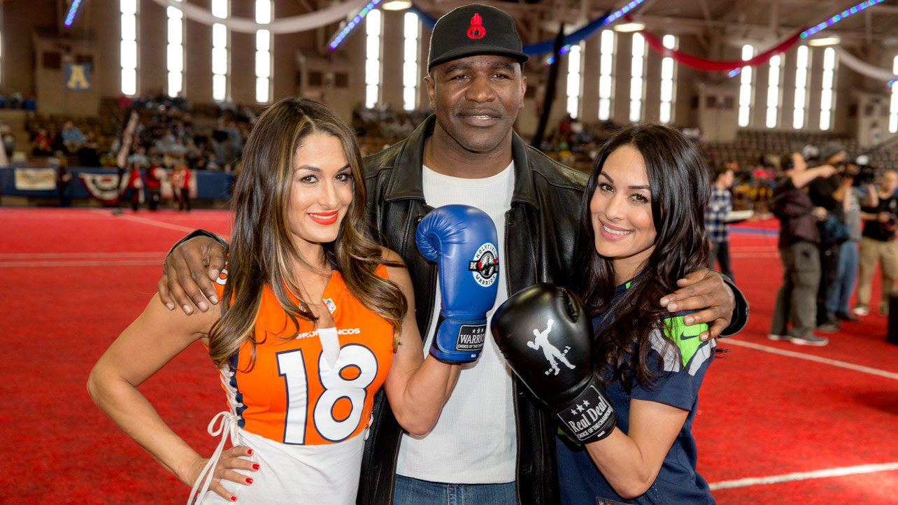 Bella Twins Endorse Celebrity Sweat, What JBL & Cole Did ...