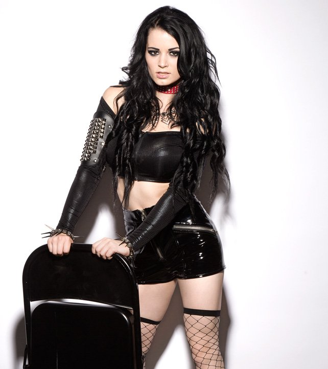 Paige (WWE) Nude Photos 12