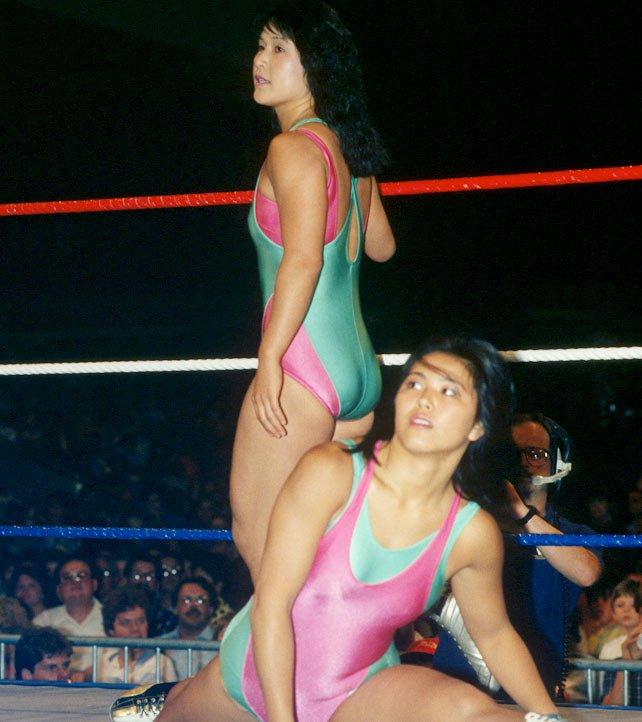 The Jumping Bomb Angels (Noriyo Tateno & Itsuki Yamazaki)