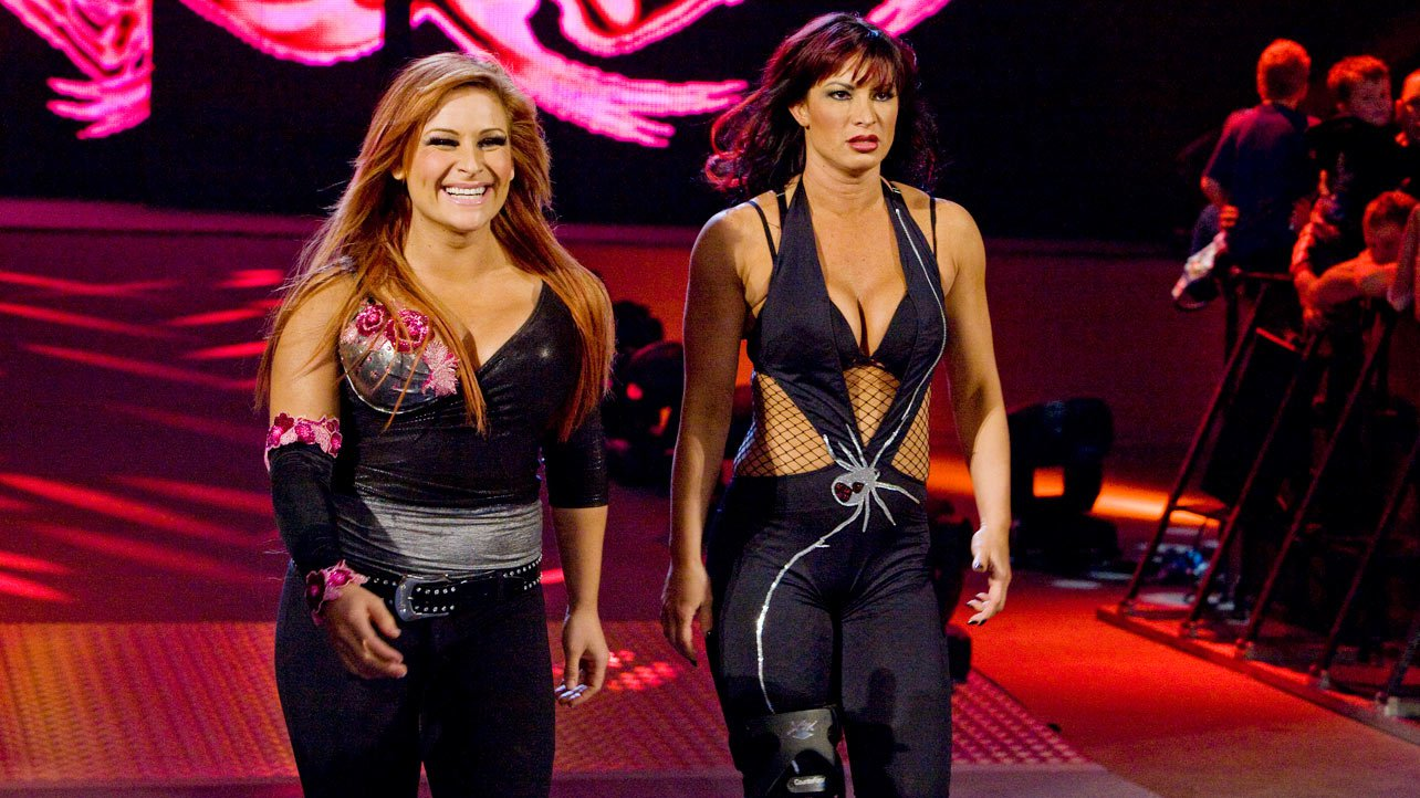 Natalya & Victoria