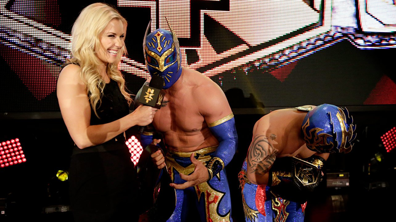 Dragons Lucha WWE NXT
