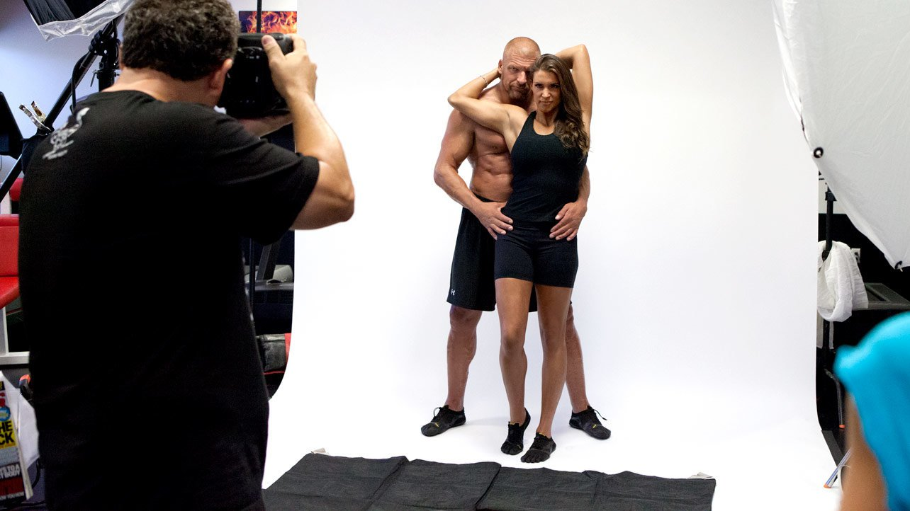 Triple H Muscle And Fitness | newhairstylesformen2014.com