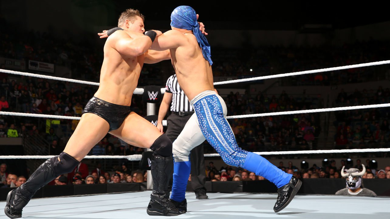 WWE Main Event photos: Nov. 25, 2014