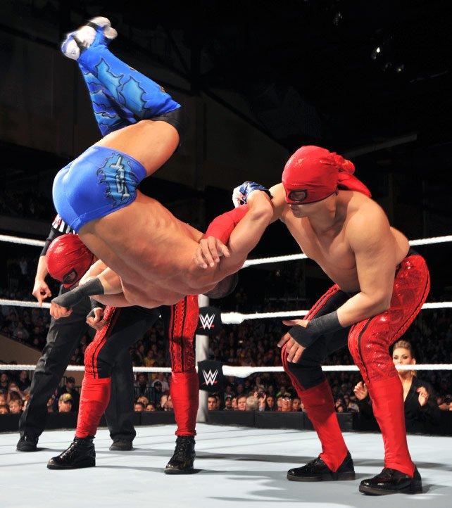 WWE Main Event photos: Dec. 23, 2014