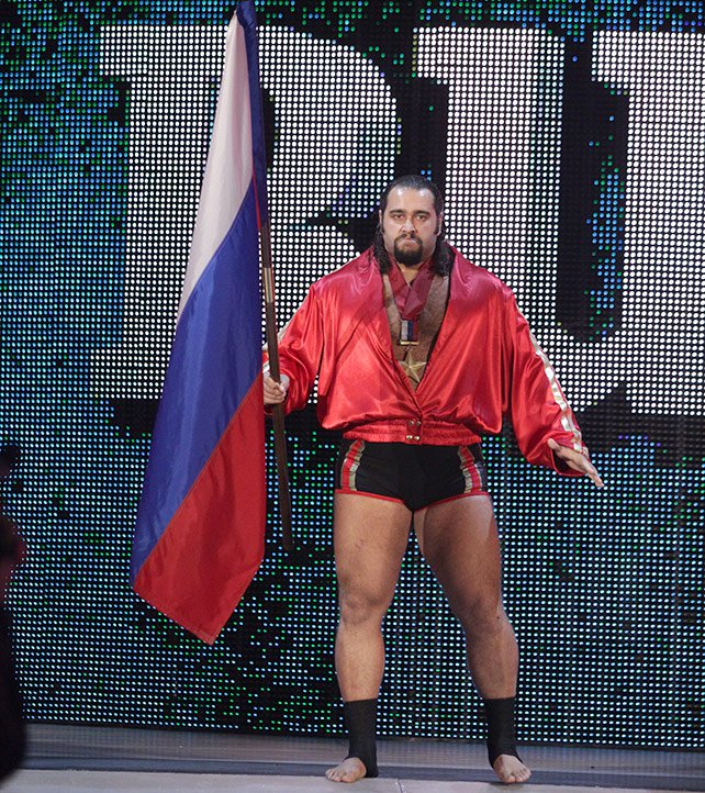 Rusev is fuming after his WWE Payback loss to United States Champion John Cena.