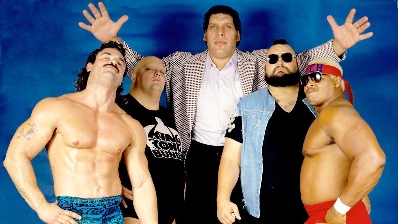 Andre the Giant, One Man Gang, King Kong Bundy, Butch Reed & Rick Rude: Survivor Series 1987